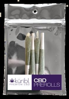 CBD flower pre-roll 680 mg 4 pack