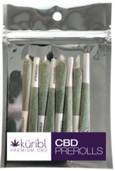 CBD flower pre-roll 1360 mg 8 pack