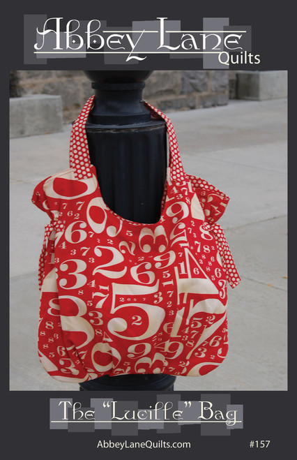 """The """"Lucille"""" Bag  #157"""
