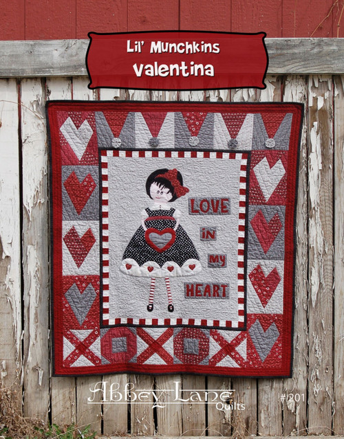 Lil' Munchkins Valentina  #201