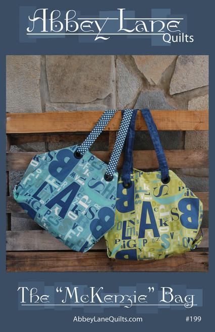 """The """"McKenzie"""" Bag #199  PDF"""
