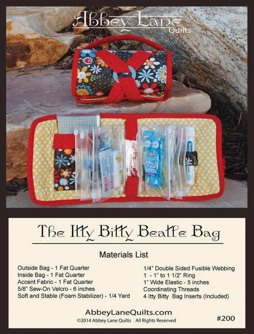 Itty Bitty Beatle Bag #200