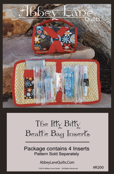 Itty Bitty Beatle Bag Inserts Refill #R200