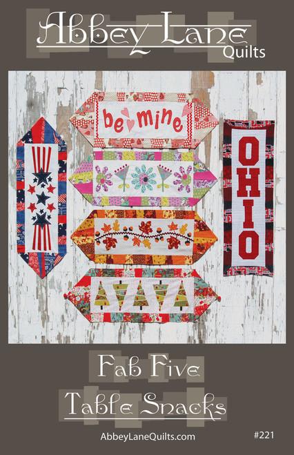 Fab Five Table Snacks #221 PDF