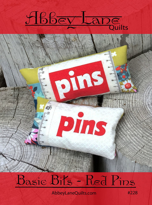 Basic Bits - Red Pins #228