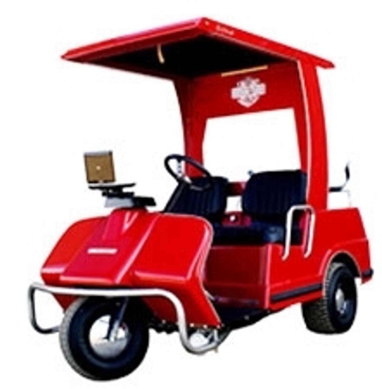 Harley Davidson Golf Cart Parts