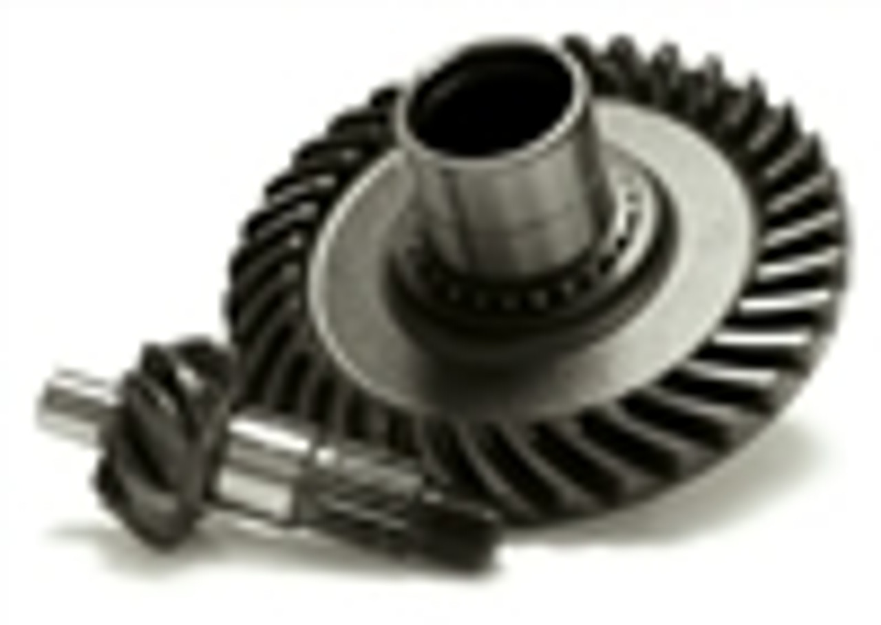 Differential & Drive