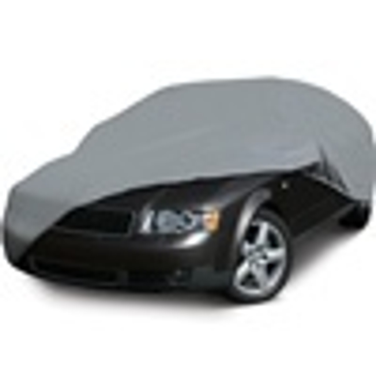 Deluxe Four Layer Plus 4 Car Cover