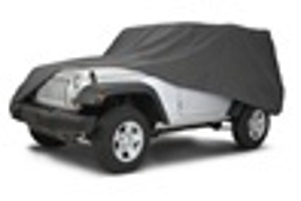 Deluxe PolyPro III Jeep Cover