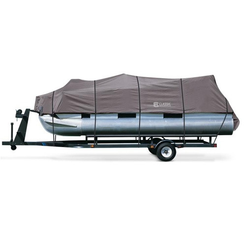 StormPro™ Pontoon Boat Cover 25' to 28' L beam width to 96""