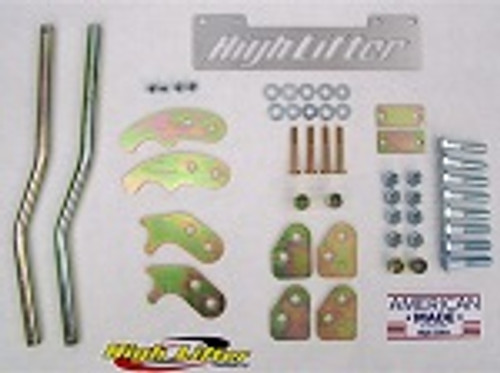 "2009 Arctic Cat MUD PRO 700 Signature Series 3"" Lift Kit ALK1000-50"