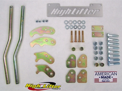 "2009 Arctic Cat 700 Auto 2/4 WD IRS H1 LE Signature Series 3"" Lift Kit ALK1000-50"