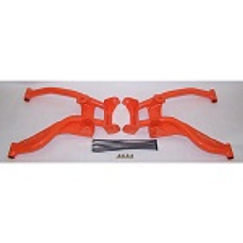 2013-2017 Polaris Ranger Fullsize Max Clearance Rear A-Arms | Orange