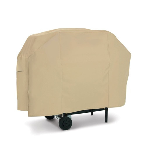 "Terrazzo Cart BBQ Cover - Large up to 65""L x 24""D"
