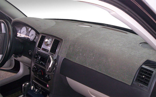 Fits Hyundai Genesis Coupe 2010-2012 Brushed Suede Dash Cover Mat Grey