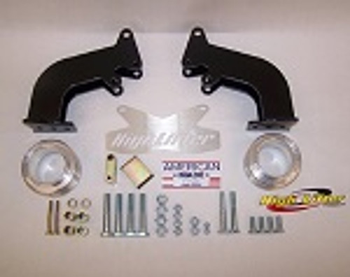 "2015-2016 Can Am Maverick 1000 Turbo High Lifter Series 4"" Lift Kit | CLK100MT-50"
