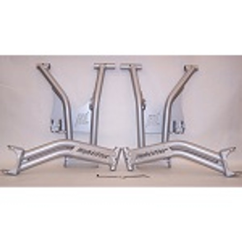 2016 Polaris RZR 900 4 EPS Max Clearance Rear Raked Control Arm Set Silver
