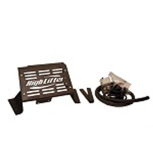 2006 Can-Am Outlander 650 MAX XT High Lifter Radiator Relocation Kit