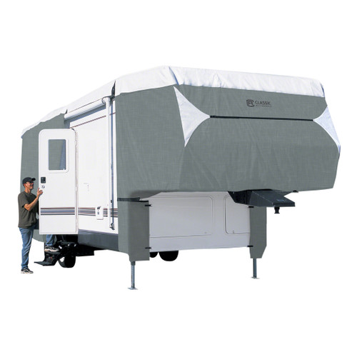 PolyPro III Deluxe 5th Wheel RV Storage Cover 20-23'