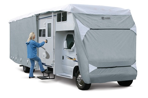 PolyPro III Deluxe Class C Motorhome RV Storage Cover 26-29'
