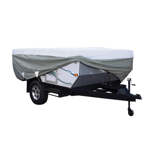 PolyPro III Deluxe Pop Up Folding Camper RV Storage Cover 10-12'