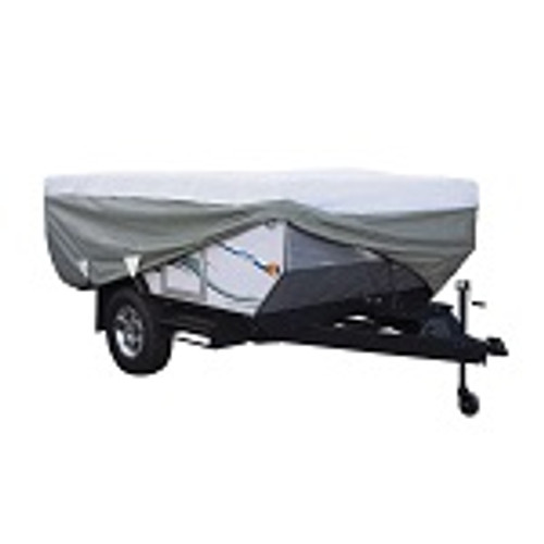 PolyPro III Deluxe Pop Up Folding Camper RV Storage Cover 16-18'