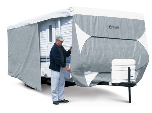 PolyPro III Deluxe Travel Trailer RV Storage Cover 20-22'