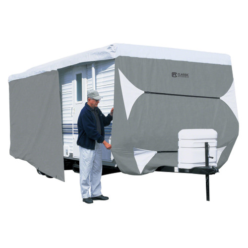 PolyPro III Deluxe Travel Trailer RV Storage Cover 30-33'