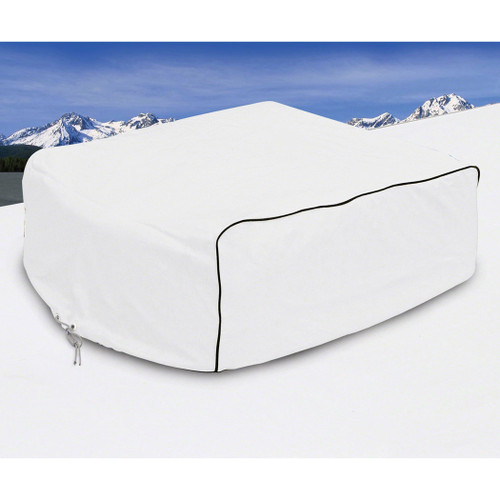 RV A/C Cover, (Coleman, Roughneck & TSR) - White