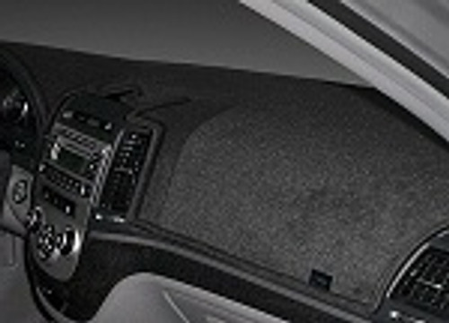 Dodge Caravan 2011-2020 No Sensor Carpet Dash Cover Mat Cinder