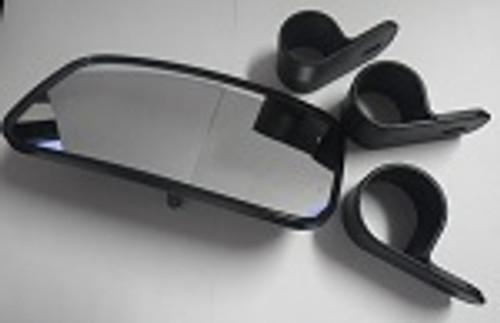 "Bobcat 3400 3400XL Universal Rear View Mirror 1.5"" 1.75"" 2"" EMGO 20-64574"