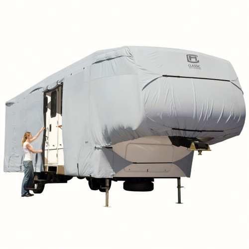PermaPRO Premium 5th Wheel Trailer RV Storage Cover 23-26'