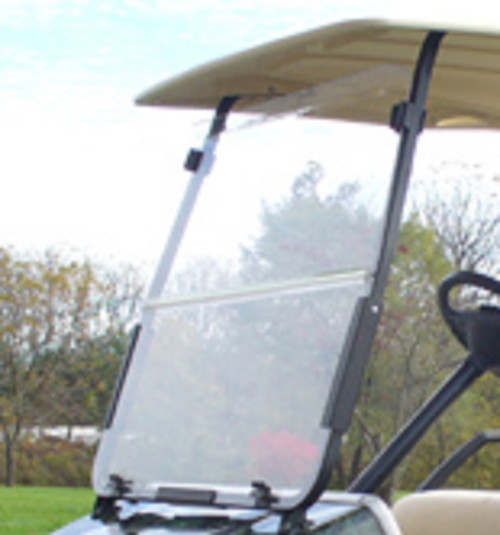Club Car DS 1982-2000.5 Golf Cart Clear Folding Front Windshield