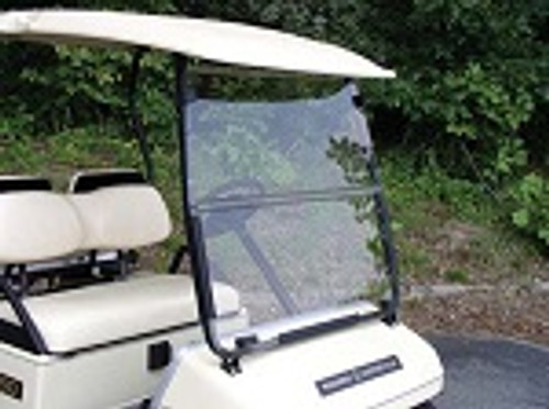 Yamaha G14 G16 G19 Golf 1995-2003 Cart Clear Folding Front Windshield