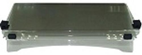 Yamaha G22 Golf 2003-2006 Cart Clear Folding Front Windshield
