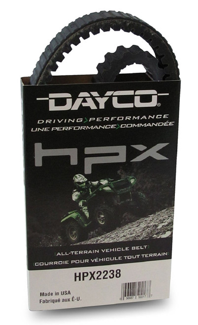 Arctic Cat ATV Dayco HPX Clutch Drive Belt - HPX2238