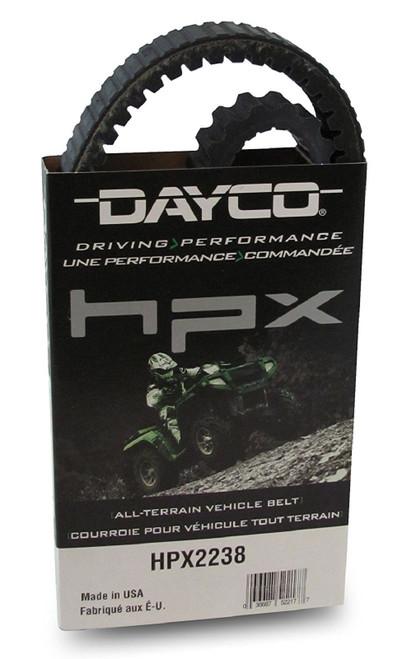 Arctic Cat MudPro 650 2011 Dayco HPX Clutch Drive Belt - HPX2238
