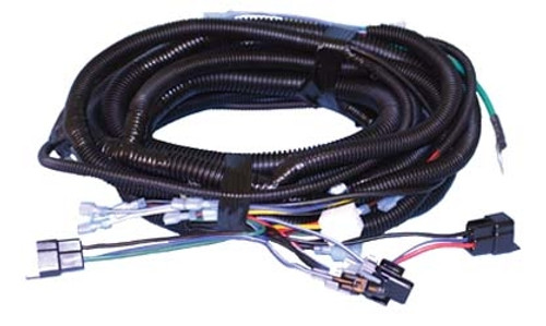 EZGO Gas Cart Turn Signal, Light & Horn Wiring Harness