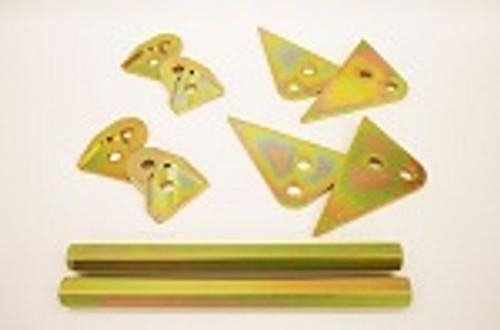 "2010 Polaris Sportsman 550 EPS High Lifter 2"" Lift Kit | PLK1SPT-01"