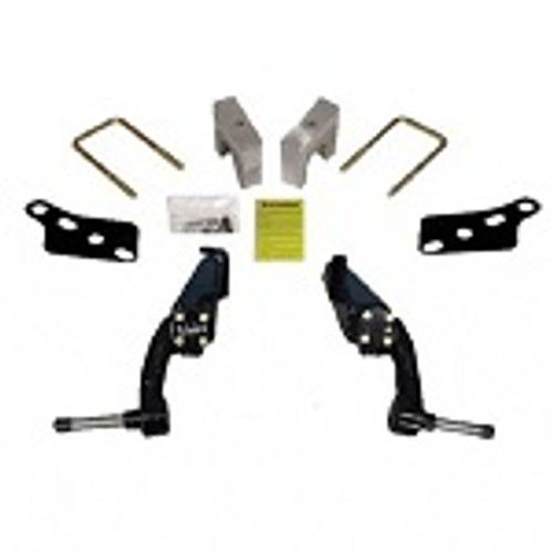"Club Car DS Golf Cart 1981-2004.5 Jakes 6"" Spindle Lift Kit 