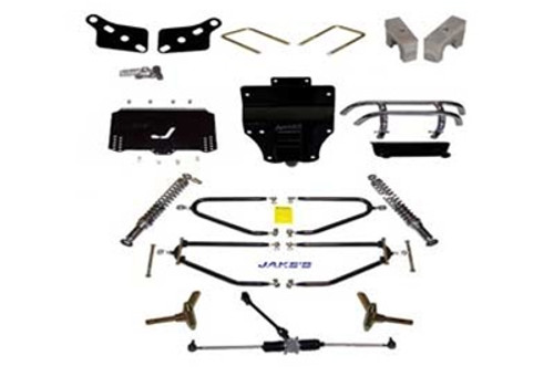 "Club Car DS 2004.5-up Jakes 6-10"" Long Travel Lift Kit 