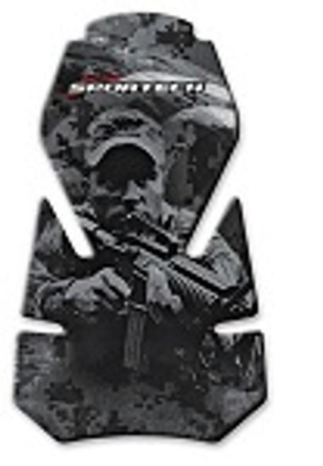 Universal Street Bike Tank Pad, Ranger By SportTech