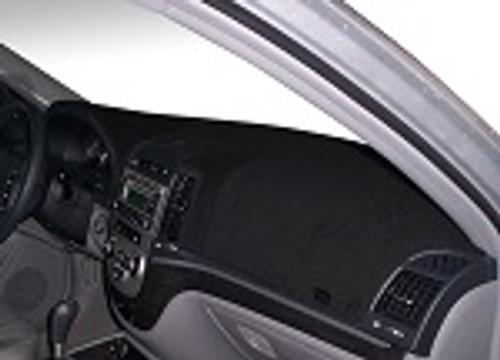 Fits Toyota FJ Cruiser 2007-2014 No Gauge Carpet Dash Cover Mat Black