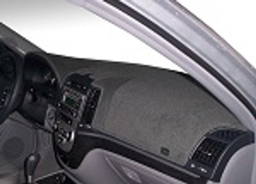 Fits Toyota FJ Cruiser 2007-2014 No Gauge Carpet Dash Cover Mat Grey