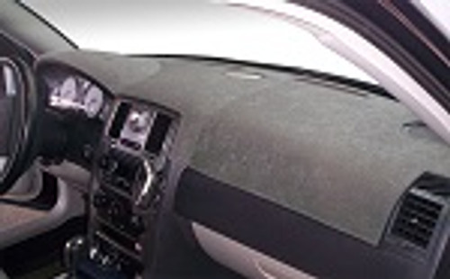 Hummer H2 2002-2007 Brushed Suede Dash Board Cover Mat Grey