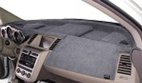 Fits Toyota FJ Cruiser 2007-2014 W/ Gauge Velour Dash Cover Mat Medium Grey
