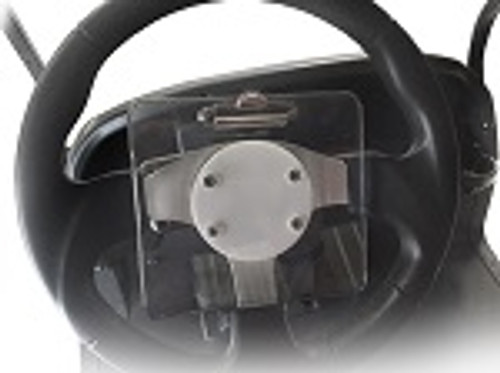 Madjax Golf Cart Score Card Holder for Aftermarket Steering Wheels | 06-019