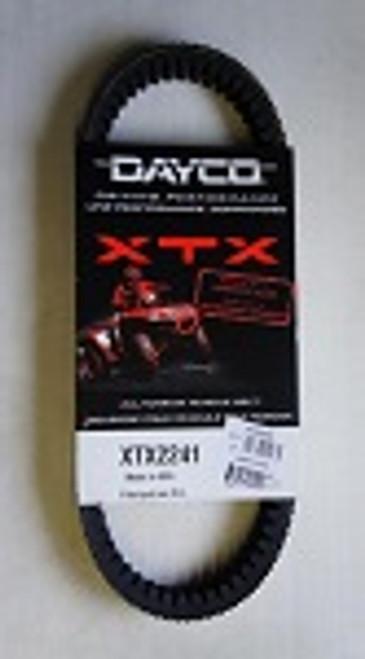 Yamaha Rhino Grizzly 700 Dayco XTX Drive Clutch Performance Belt | XTX2241