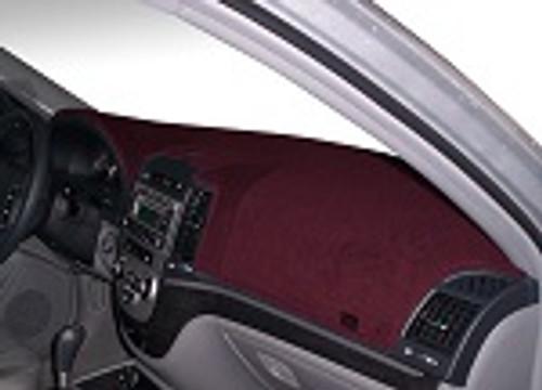Acura TLX 2015-2020 No FCW Carpet Dash Board Cover Mat Maroon
