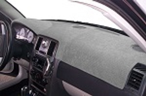 Acura TLX 2015-2020 No FCW Sedona Suede Dash Board Cover Mat Grey